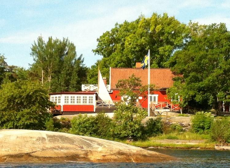 Finnhamn Visitskargarden