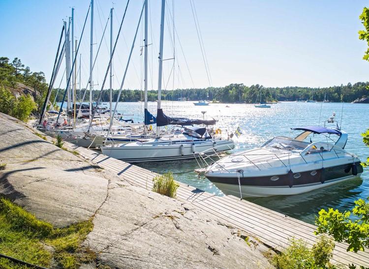 Gasthamnar Pa Finnhamn Visitskargarden
